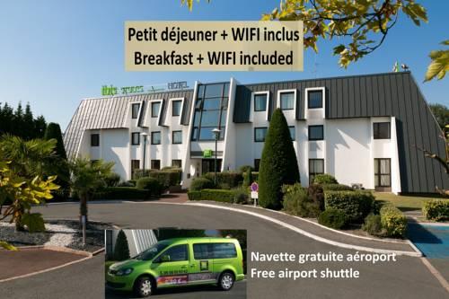 ibis styles Bordeaux Aeroport : Hotel near Mérignac