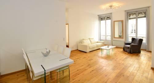 Appart' Pizay : Apartment near Lyon 1er Arrondissement