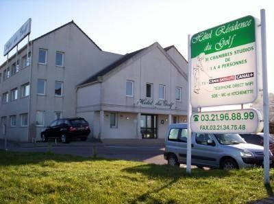 Hôtel Résidence du Golf : Hotel near Calais