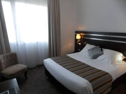 Hotel Chantereyne : Hotel near Équeurdreville-Hainneville
