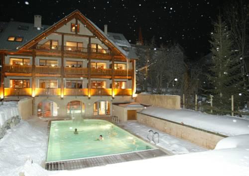 Résidence Le Pré Des Ors : Apartment near Le Monêtier-les-Bains