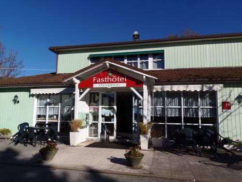 Fasthotel Genève Gex : Hotel near Ségny