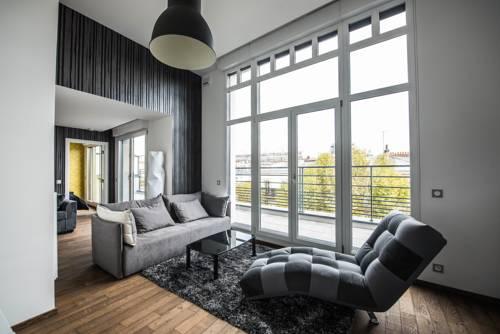 Les Appartements Paris Clichy : Apartment near Clichy