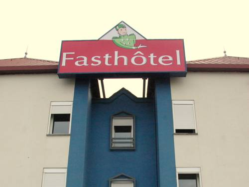 Fasthotel : Hotel near Courcelles-lès-Lens