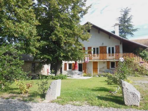 La Ferme De Jean : Apartment near Jarjayes