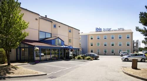 Hotel Ibis Budget Lyon Isle D'Abeau : Hotel near Villefontaine