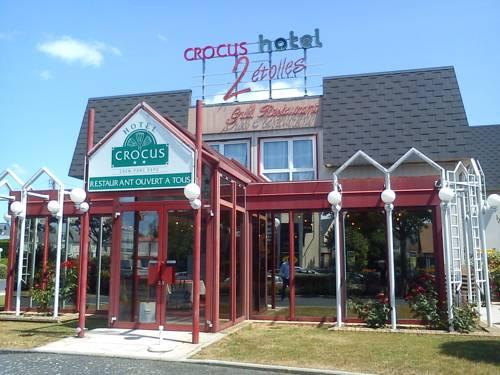 Hôtel Crocus Caen Parc Expo : Hotel near Caen