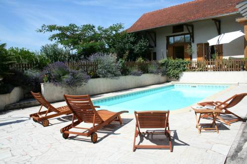 La Paumanelle : Bed and Breakfast near La Tour-du-Pin