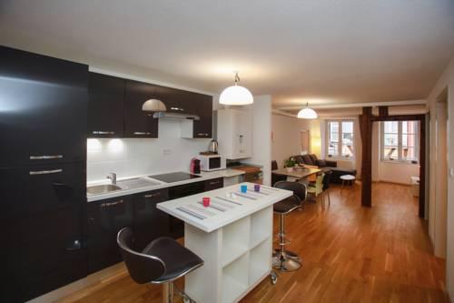 Appartements Des 2 Têtes : Apartment near Colmar