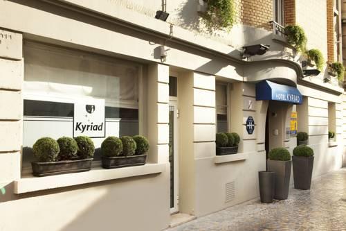 Kyriad Paris - Clichy Centre : Hotel near Clichy