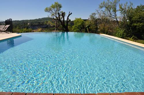 Le Chateau Saint Martin : Guest accommodation near Saint-Martin-d'Ardèche