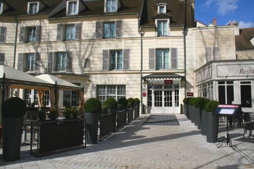 Mercure Relays Du Château : Hotel near Poigny-la-Forêt