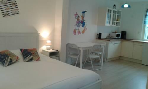 Gîtes Poirier Bazin : Apartment near Esbly