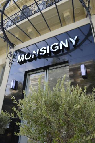 Hôtel Monsigny : Hotel near Nice