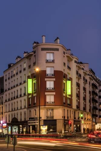 ibis Styles Paris Boulogne Marcel Sembat : Hotel near Boulogne-Billancourt