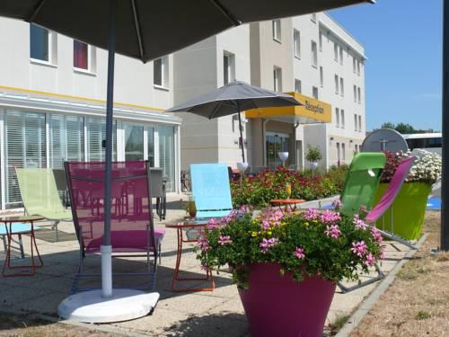 Première Classe Roissy Survilliers Saint Witz : Hotel near Vémars