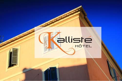 Kallisté : Hotel near Ajaccio