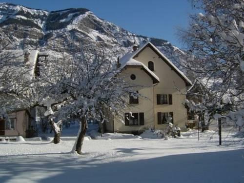 La Marmotte De La Meije : Guest accommodation near Villard-Reymond