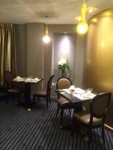Best Western Hotel Moderne Caen : Hotel near Caen