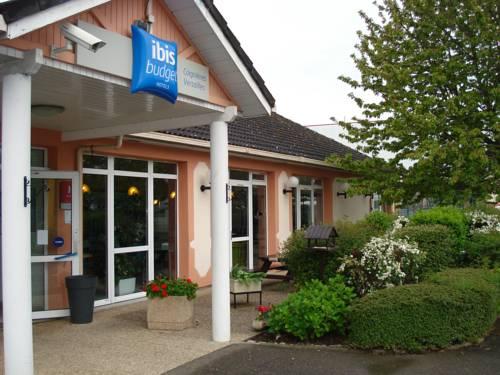 Ibis Budget Versailles Coignieres : Hotel near Le Tremblay-sur-Mauldre