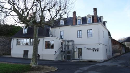 Inter-Hotel Parc Hôtel Pompadour : Hotel near Arnac-Pompadour