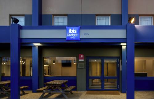 Hotel Ibis Budget Vichy : Hotel near Espinasse-Vozelle