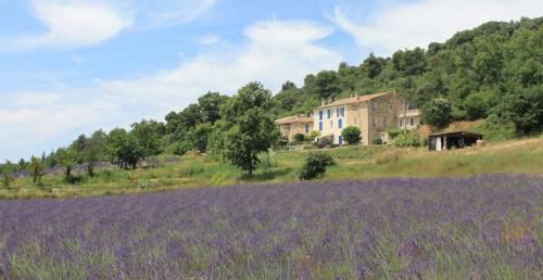 Domaine De Bertrandy : Bed and Breakfast near Valensole