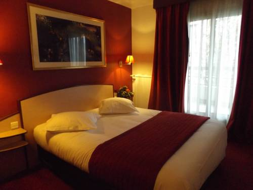 Le Vert Galant : Hotel near Vaujours