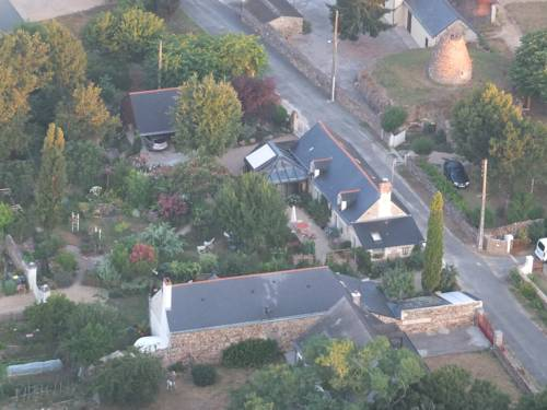 Les Moulins Viaud : Guest accommodation near Charcé-Saint-Ellier-sur-Aubance