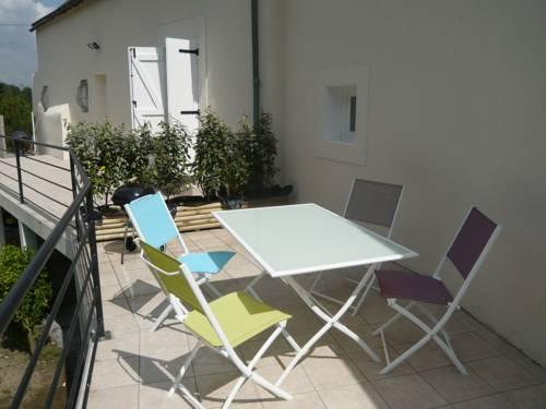 Gîte Loirelicorne 1 : Guest accommodation near Chalonnes-sur-Loire