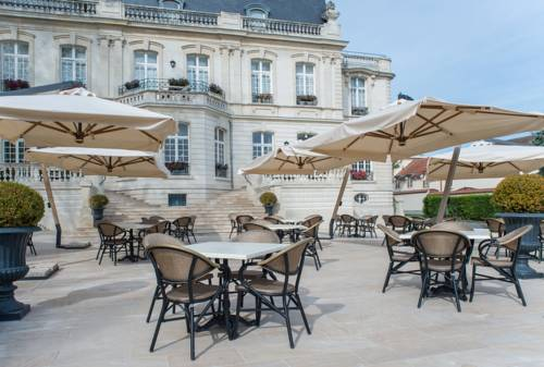 Chateau De Rilly-Chateaux et Hotels Collection : Hotel near Ludes
