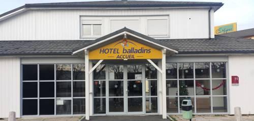 Hôtel balladins Vigneux-sur-Seine : Hotel near Évry