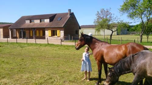 Loire Nature Decouverte : Guest accommodation near Cosne-Cours-sur-Loire