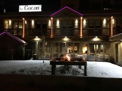 Le Cocon Des Neiges & Spa : Hotel near Les Thuiles