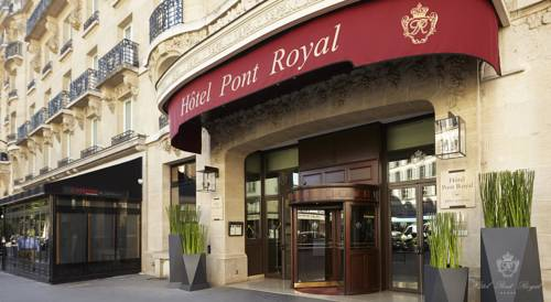Hôtel Pont Royal : Hotel near Paris 7e Arrondissement