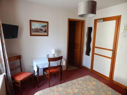 Hotel Restaurant Saint Bonnet Le Chateau