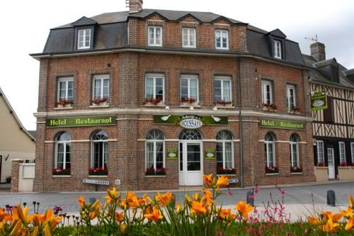 Auberge de la Houssaye : Hotel near La Noë-Poulain