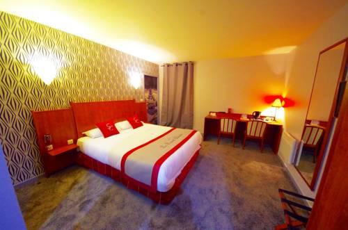 Best Western Hotel Saint Claude : Hotel near Curlu