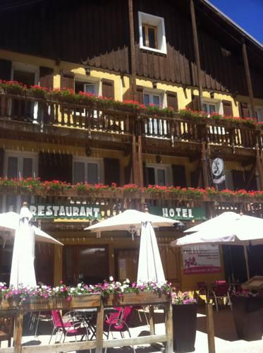 Chalet de Lanza : Hotel near Ristolas
