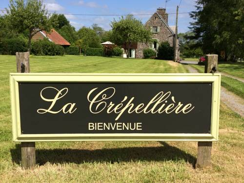 La Crepelliere : Bed and Breakfast near Ver