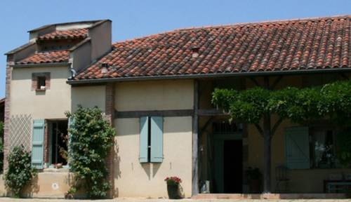 Le Lodge de la Madeleine : Bed and Breakfast near Asques