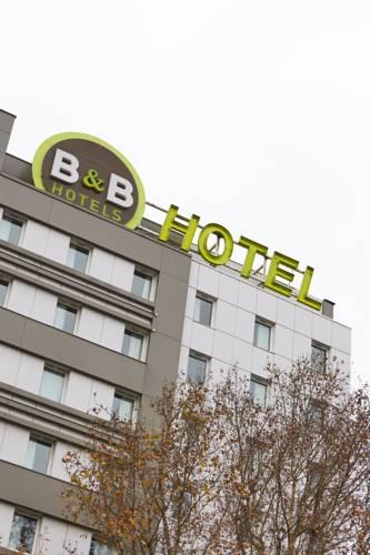 B&B Hôtel Paris Porte de la Villette : Hotel near Pantin