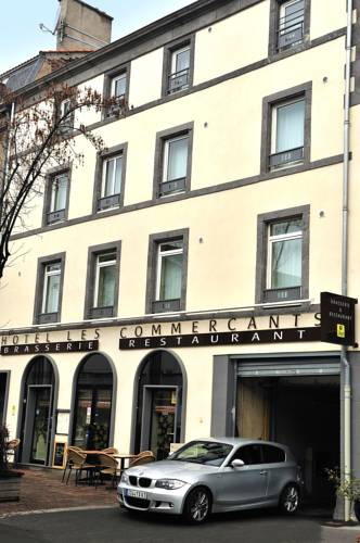 Hotel les Commercants : Hotel near Clermont-Ferrand