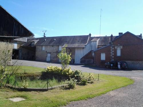 Ferme des Hirondelles : Guest accommodation near Amigny-Rouy