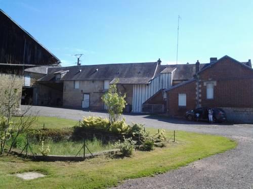 Ferme des Hirondelles : Guest accommodation near Abbécourt