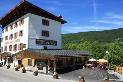 Hotel du Centre : Hotel near Lélex