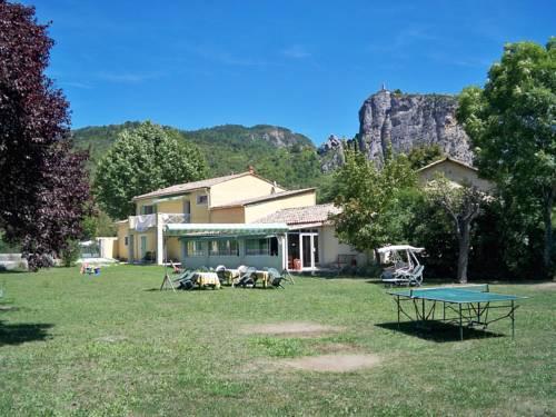 L'Oustaou : Guest accommodation near Castellane