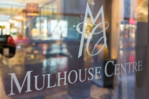 Kyriad Hôtel Mulhouse Centre : Hotel near Mulhouse