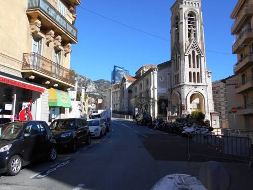 Maison Daniele : Apartment near Beausoleil