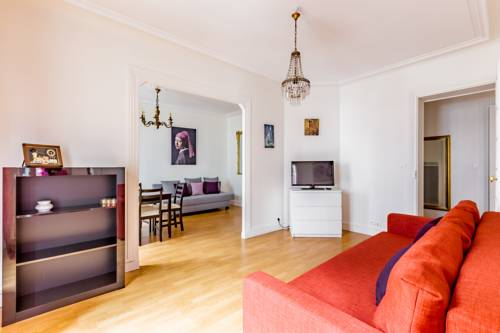 20 Design Flat Gambetta : Apartment near Paris 20e Arrondissement